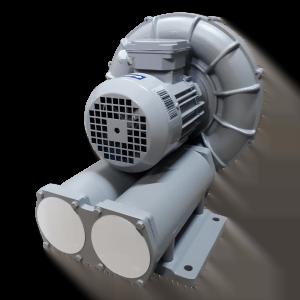 Двигун димогенератора з вентилятором. Димогенератор для коптильно-варочної камери Milex